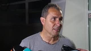 Димитър Димитров след Берое - Левски (28.06.2020)