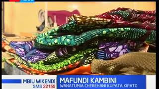 Mafundi katika kambi ya Kakuma I KTN Mbiu
