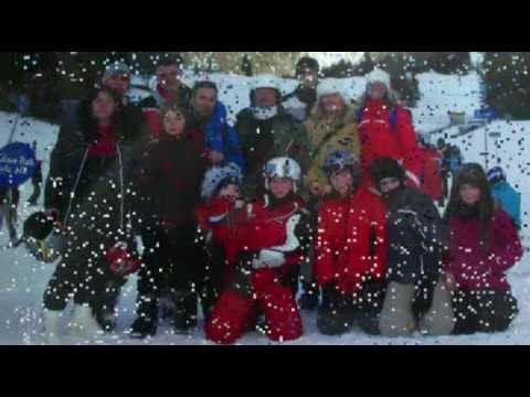 Champoluc night skiing 2016