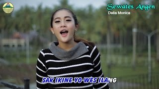 Della Monica - Sewates Angen _ Hip Hop Jawa    |      #music