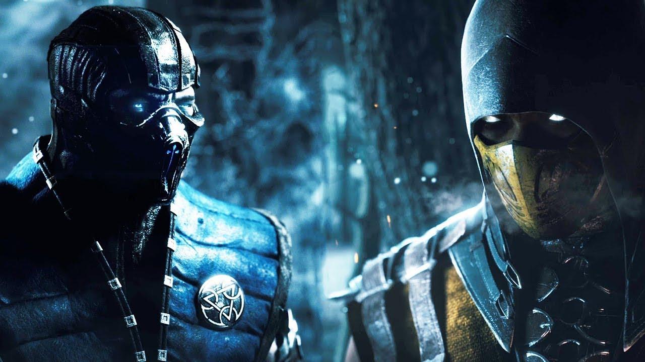 Mortal Kombat X Scorpion vs Sub Zero Fatality/Brutality - YouTube