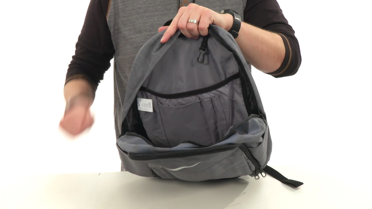 Nike Brasilia Extra Large Backpack SKU 8800592 - YouTube 5bf0e257f1241