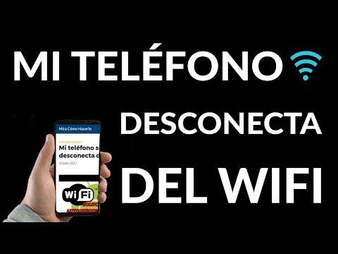 ¿Por Qué Mi Móvil se Desconecta del Wifi? - Solución
