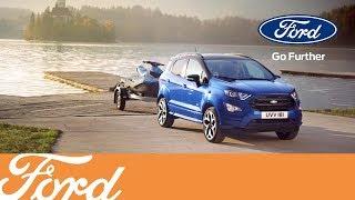 Prestations utilitaires du nouveau Ford EcoSport | Ford FR