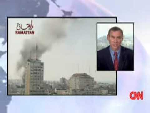 Israeli government spokesman exposed by CNN
