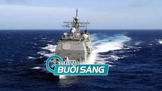 Bắc Kinh đòi hỏi  Mỹ phải tôn trọng chủ quyền lãnh hải Trung Quốc