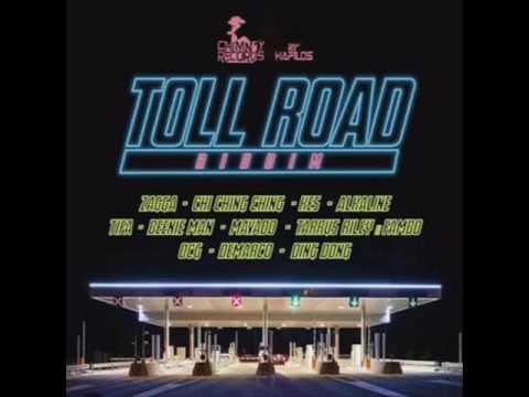 Toll Road Riddim Mix (Full)Feat. Vybz Kartel,Mavado,Tarrus Riley,& More..(Chimney Rec.) (July 2016)