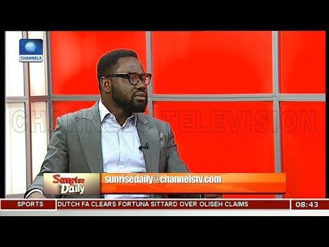 Analysing The Nigerian Senators Salaries With Babajide Ogunsanwo Pt.1  Sunrise Daily 