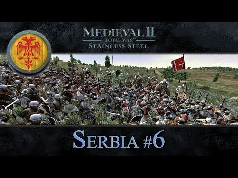 Principality of Serbia campaign Part 6 - Stainless Steel Historical Improvement Project