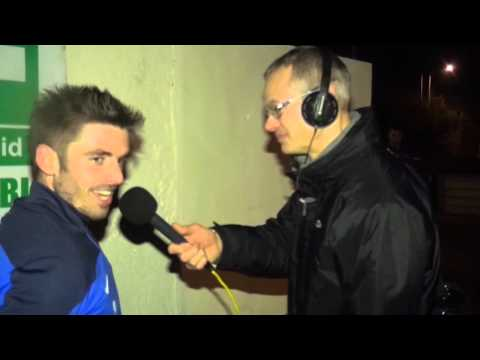Liam Davis post Corby Town (23/1/16)