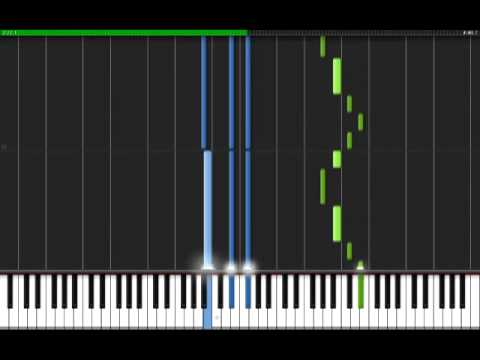 Haddaway - What is Love [Piano - Synthesia]
