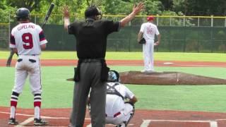 Program 15, 2018 Tournament -- Joey Ammirato (CAB Soldiers) vs. Daniel Copeland (Showtime)