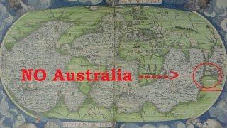 Австралии не существует. Луна дала ответ. (108 часть)