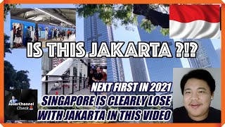 Download Mp3 IS this JAKARTA SINGAPORE is Strighlty LOSE with JAKARTA IN THIS VIDEO Reaction