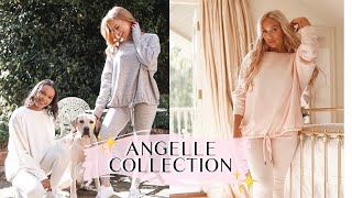 Launching Angelle Collection | Loungewear | VLOG