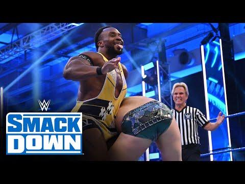 Big E vs. The Miz: SmackDown, July 31, 2020