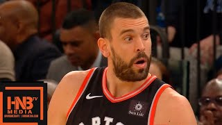 Toronto Raptors vs New York Knicks 1st Half Highlights | 02/09/2019 NBA Season