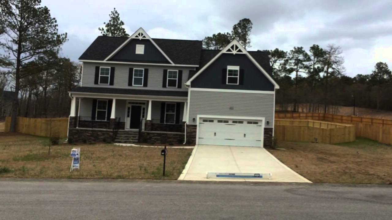 Oakmont homes by h h homes on 1 2 acre lots and up youtube for Oakmont home builders