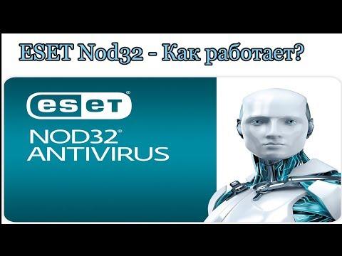 Антивирус Nod32