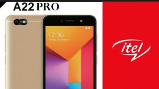 Itel A22 Pro mobile Full review features and unboxing Specification | Itel launch New mobile in 2018