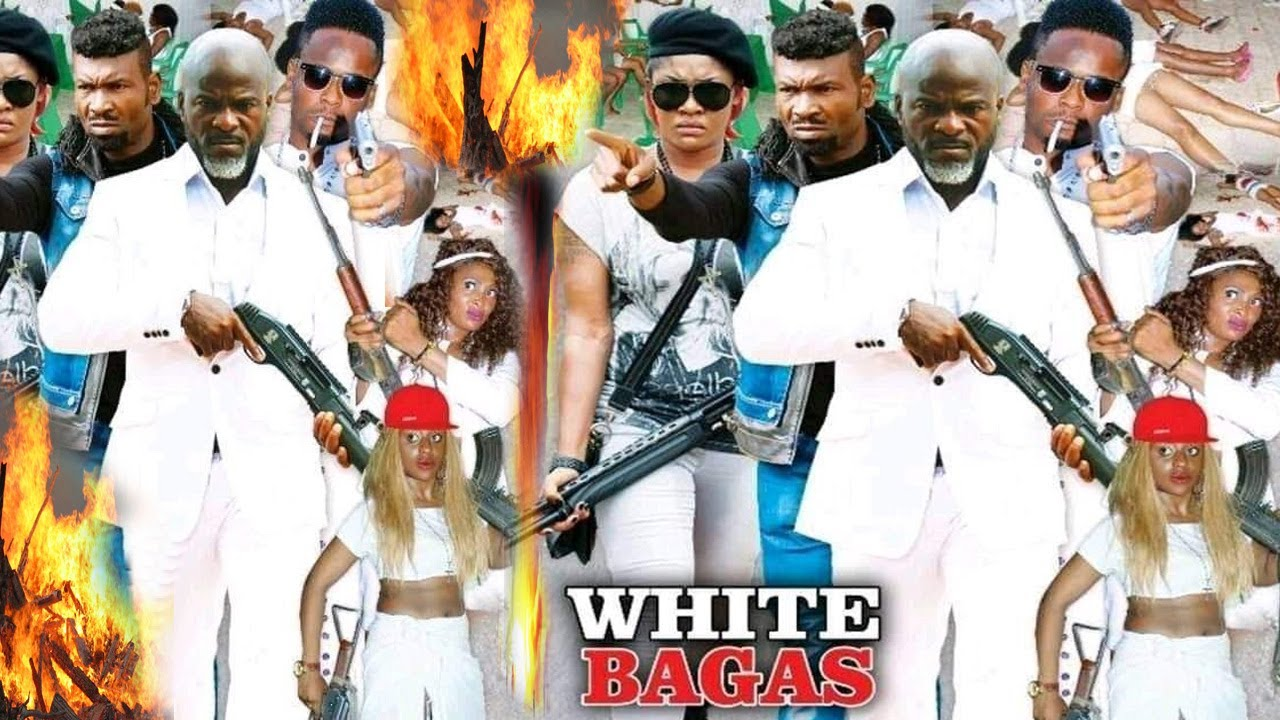 Download WHITE BAGGERS  SEASON -2- ZUBBY MICHAEL, EMMANUEL EHMADU AND SYLVESTER MADU 2020 ACTION MOVIE