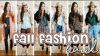 WHAT'S NEW IN MY CLOSET | Express, Abercrombie, Urban Outfitters, American Eagle & MORE!