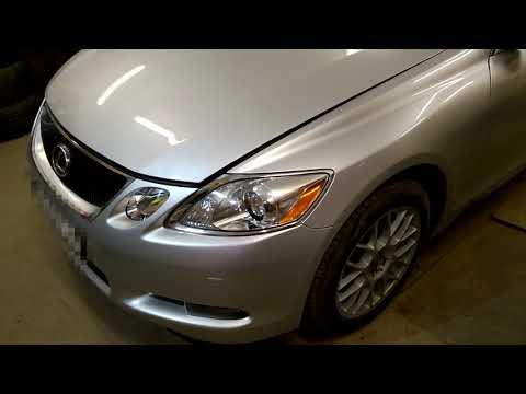 Lexus GS300 3GR-FSE Масложор. Часть 1. Разборка, дефектовка.
