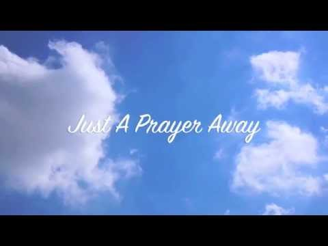 Just A Prayer Away - Jaci Velasquez (Lyric video)