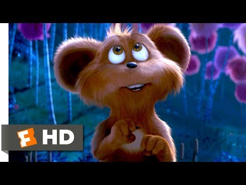 Dr Seuss The Lorax 2012 Stop That Bed Scene 6 10 Movieclips Socialwrench