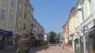 видео Варна. Болгария.