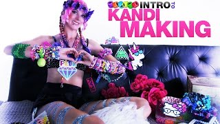 Repeat youtube video Intro To Kandi Making [iHeartRaves.com]