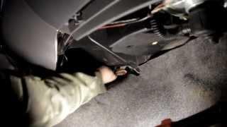 Lanos снятие радиатора печки,не снимая торпедо(, 2013-12-04T12:57:00.000Z)