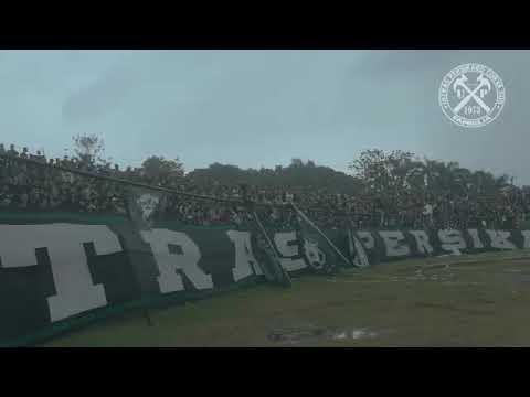 Keseruan Ultras Persikabo Curva Sud