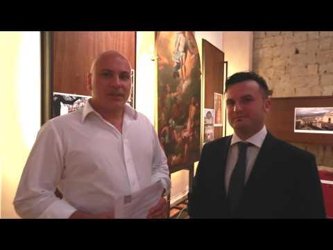 Simone Forte - Presidente Napoli Supporters Trust