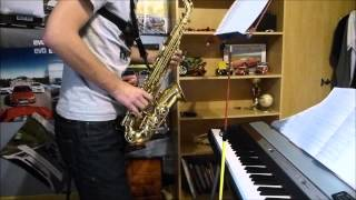 Lindsey Stirling Minimal Beat Saxophone