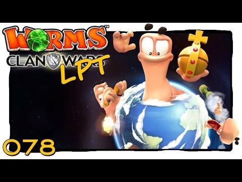 Kurz - aber FRED! ● Worms Clan Wars #78 ● ft. FreshFriendz |