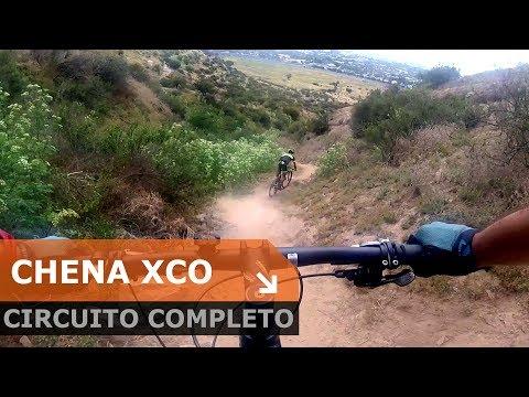 Reconocimiento XCO Cerro Chena - FINAL Campeonato Metropolitano de XCO