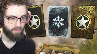 I OPENED COD WWII SUPPLY DROPS one last time..