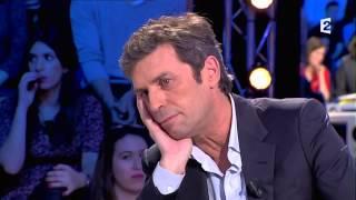 Frédéric Taddeï - On n'est pas couché - 22 février 2014 #ONPC