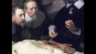 """Рембрандт """"Урок анатомии доктора Тульпа"""""""