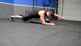 Bodyweight and Kettlebell Workout | 12 minutes