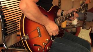 1965 Gibson ES-335, sunburst, Part2