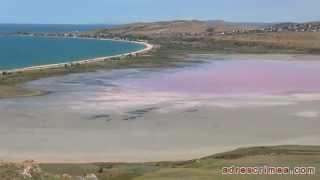 Грязевое озеро Чокрак, с.Курортное, Керчь, Крым