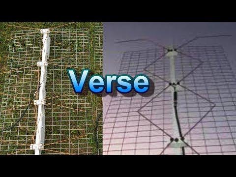 Ultimate TV Antenna vs Gray Hoverman TV  Antenna