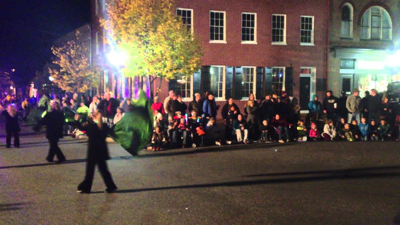 gettysburg halloween parade 2013