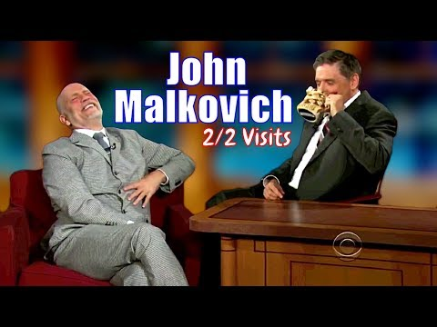John Malkovich  Extremely Talented, But Weird  22 Appearances In Chronological Order