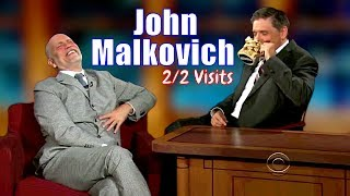 John Malkovich - Extremely Talented, But Weird - 2/2 Appearances In Chronological Order
