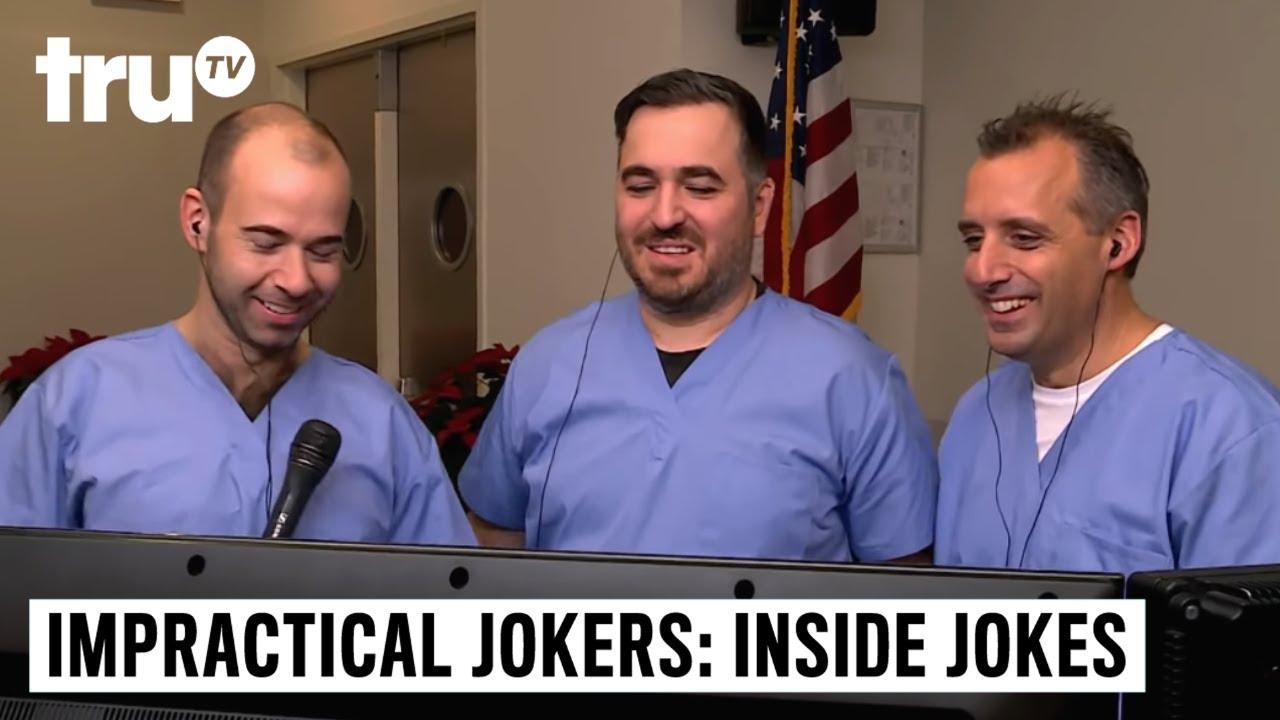 Impractical Jokers: Inside Jokes – The Magic Dentist | truTV