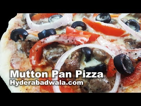 How to Make Lamb Pan Pizza at Home