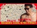 Alexandre Coste, le fils d'Albert de Monaco, a 15 ans et il a bien grandi!